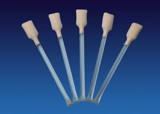 5.0'' Foam Tip Cleaning Swabs , Pre Saturated Printhead Cleaning Swabs